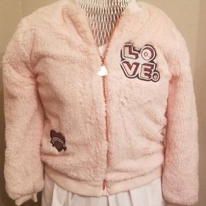 Betsy Johnson girl jacket